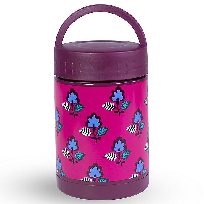 Alternate image 1 for Vera Bradley® Rose Ditsy Travel Soup Mug in Pink