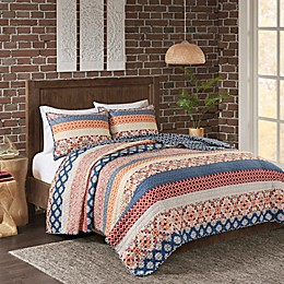 Madison Park Vixen Reversible Coverlet Set