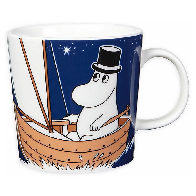 Alternate image 1 for Arabia Moomin Pappa Coffee Mug