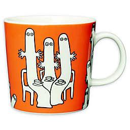 Arabia Moomin Hattifatteners Coffee Mug