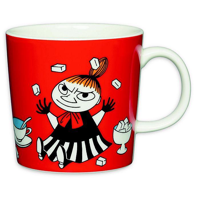 Alternate image 1 for Arabia Moomin Little My Coffee Mug