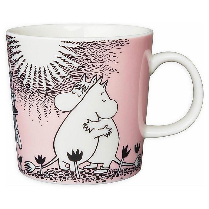 Alternate image 1 for Arabia Moomin Love Coffee Mug