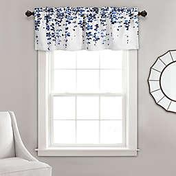 Lush Décor Weeping Flower Window Valance