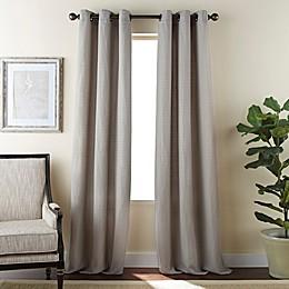 Dean Grommet Window Curtain Panel Pair