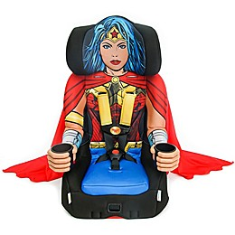 KidsEmbrace® DC Comics™ Wonder Woman Combination Harness Booster Car Seat