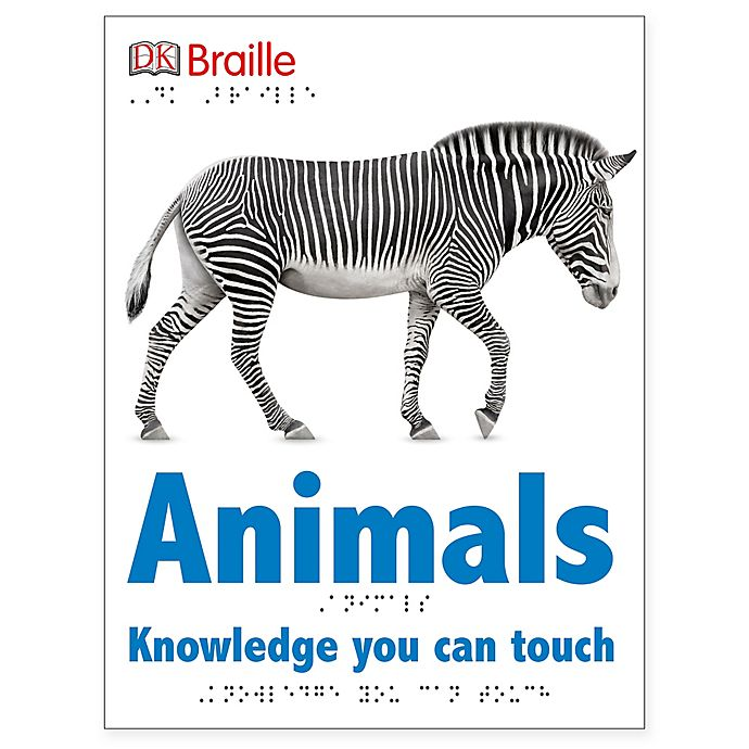 Alternate image 1 for Penguin Random House Dk Braille \