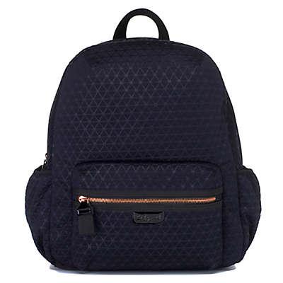 BabyMel Luna Ultra Lite Backpack Diaper Bag in Navy