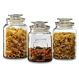 Circleware Yorkshire Beverage Dispenser Canisters (Set of 3)