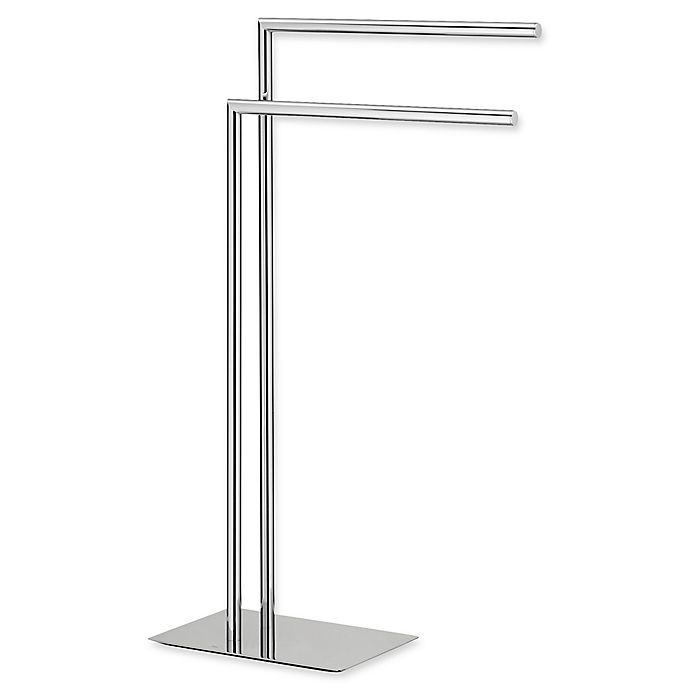 Alternate image 1 for Kela Style Metal Towel Holder in Chrome