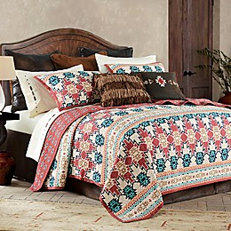 HiEnd Accents Phoenix Reversible Quilt Set