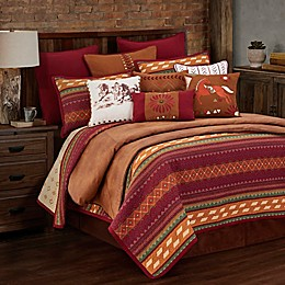 HiEnd Accents Solace Reversible Quilt Set