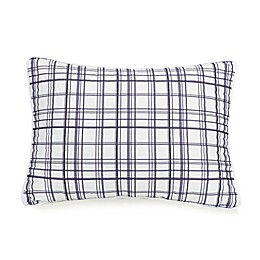 Urban Playground™ Marquis Standard Pillow Sham in Charcoal/White