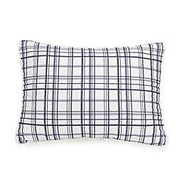 Urban Playground™ Marquis Standard Pillow Sham in Charcoal/White