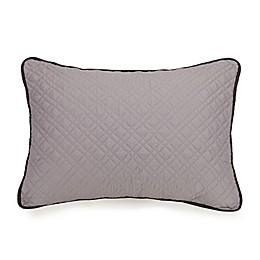 Urban Playground™ Corbin Standard Pillow Sham in Grey