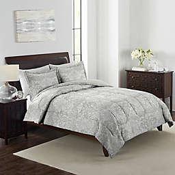 Boho Damask 3 Piece Comforter Set