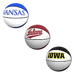 Collegiate Official-Size Autograph Basketball Collection