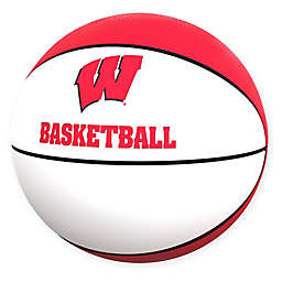University of Wisconsin Official-Size Autograph Basketball