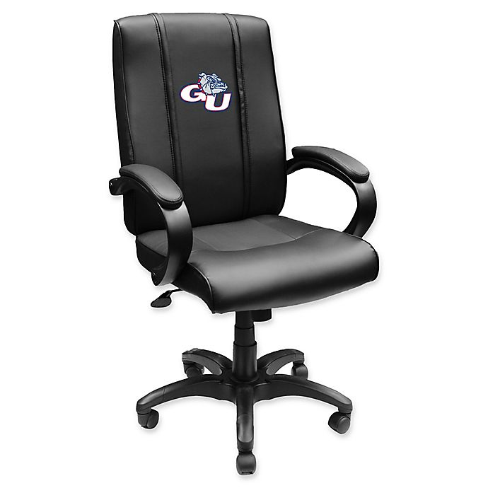 Alternate image 1 for Gonzaga University Office Chair 1000 in Black
