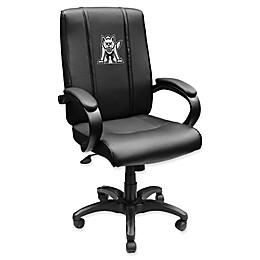 University of South Dakota Alternate Emblem Logo Office Chair 1000 in Black
