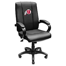 University of Utah Office Chair 1000 in Black