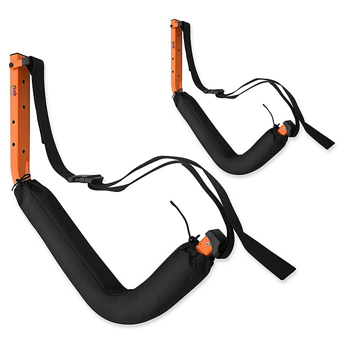 Alternate image 1 for RAD Sportz Wall Hanger Pro Kayak and Stand Up Paddle Board Rack in Black