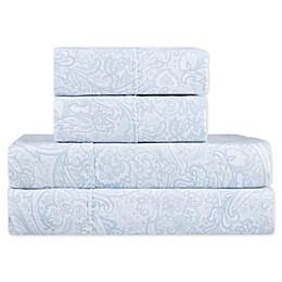 Heartland® HomeGrown™ Cotton Sateen Paisley Sheet Set