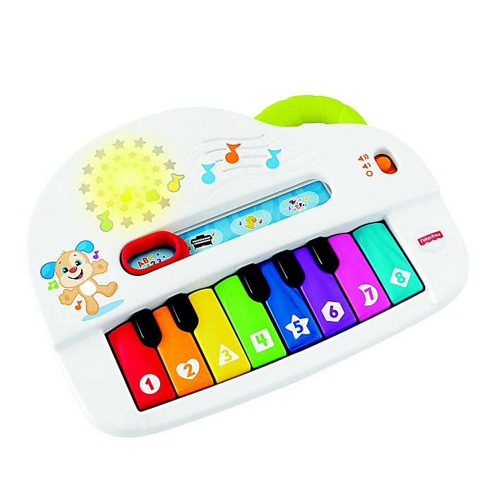 Alternate image 1 for Fisher-Price® Silly Sounds Light-Up Piano