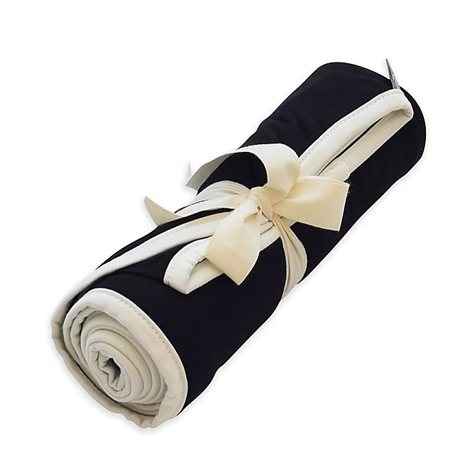 Alternate image 1 for Kyte BABY Cloud Trim Swaddle Blanket