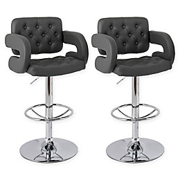 Corliving™ Leather Swivel 32\