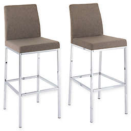 Corliving™ Huntington Bar Stools (Set of 2)