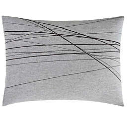 ED Ellen DeGeneres Boceto Oblong Throw Pillow in Grey