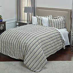 Rizzy Home Vincent III Duvet Cover
