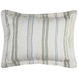 Rizzy Home Terrance Stripe Pillow Sham