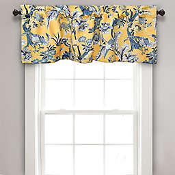 Yellow Valances For Windows Bed Bath
