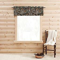 Realtree EDGE™ Camo Window Valance in Green