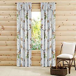 Realtree® Camo 2-Pack Rod Pocket Window Curtain