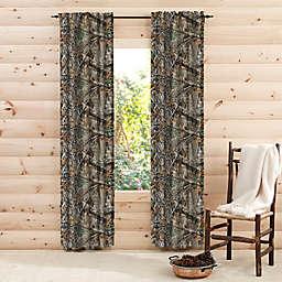 Realtree® Edge™ Camo Rod Pocket Window Curtain Panel Pair