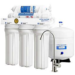 Apec Water WQA-Certified 90 GPD RO Water Filtration System