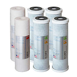 APEC Water® 10-Inch Replacement Pre Filter Set for Reverse Osmosis Systems