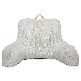 Textured Dean Backrest Pillow