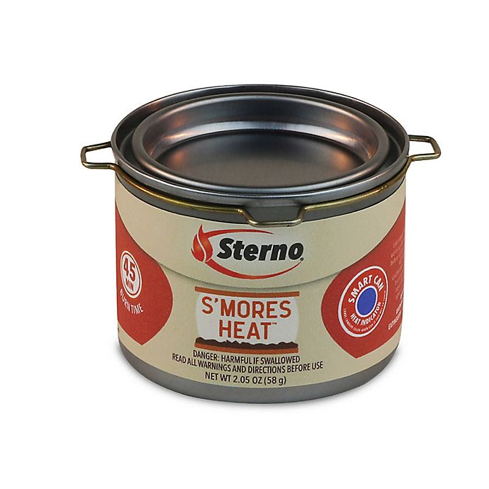 Alternate image 1 for Sterno® S'Mores Heat/Fuel (Set of 6)