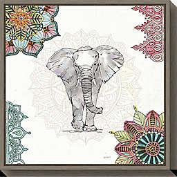 Amanti Art® Anne Tavoletti Framed Canvas in Gray Wash