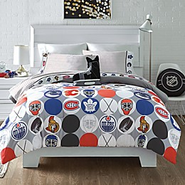 NHL Canadian Teams Bedding Collection