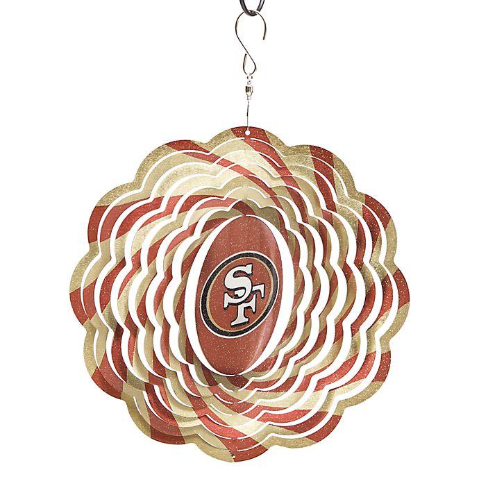 Alternate image 1 for NFL San Francisco 49ers Geo Spinner