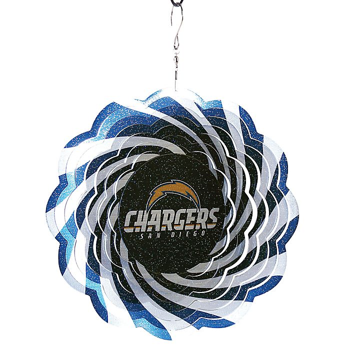 Alternate image 1 for NFL Los Angeles Chargers Geo Spinner