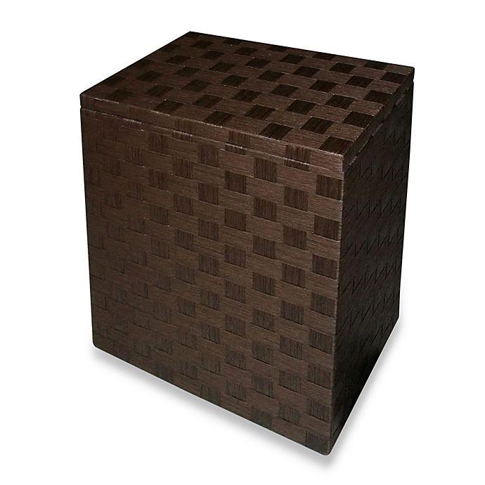Alternate image 1 for Heritage Standard Size Hamper in Chocolate