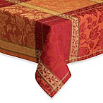Montvale 60-Inch x 84-Inch Oblong Tablecloth in Gold
