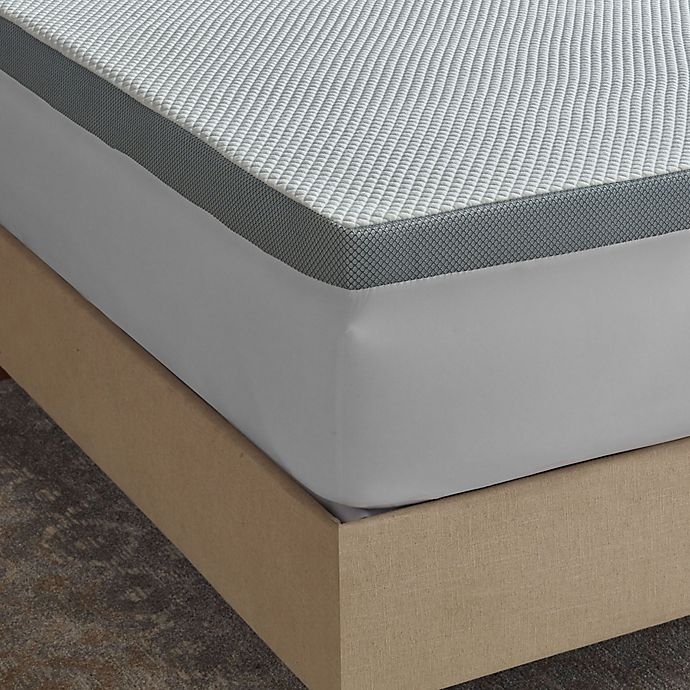 Alternate image 1 for Therapedic® Tru-Cool® 3-Inch Serene Foam® Performance Mattress Topper