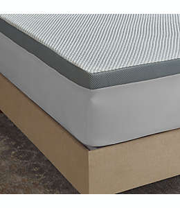Colchoneta king con Serene Foam® Therapedic® Tru-Cool®, de 7.62 cm