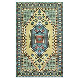 Mad Mats® Oriental Turkish Flatweave Indoor/Outdoor Area Rug